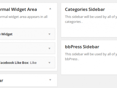 How to Add a Sidebar in Wordpress
