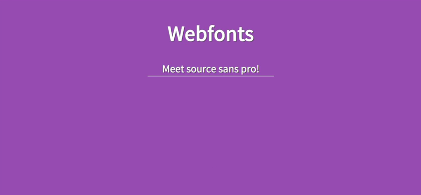 How to Use Webfonts with CSS3